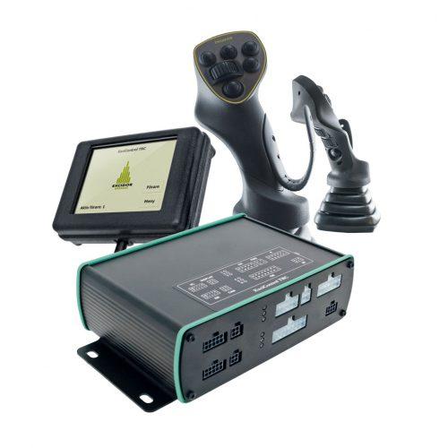 ExciControl TRC – tilt- och rotorkontroll